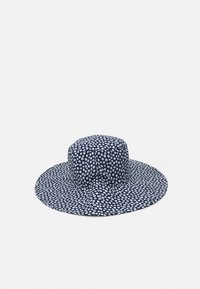 Pieces - PCLAOISE BUCKET HAT - Klobouk - sky captain - 1