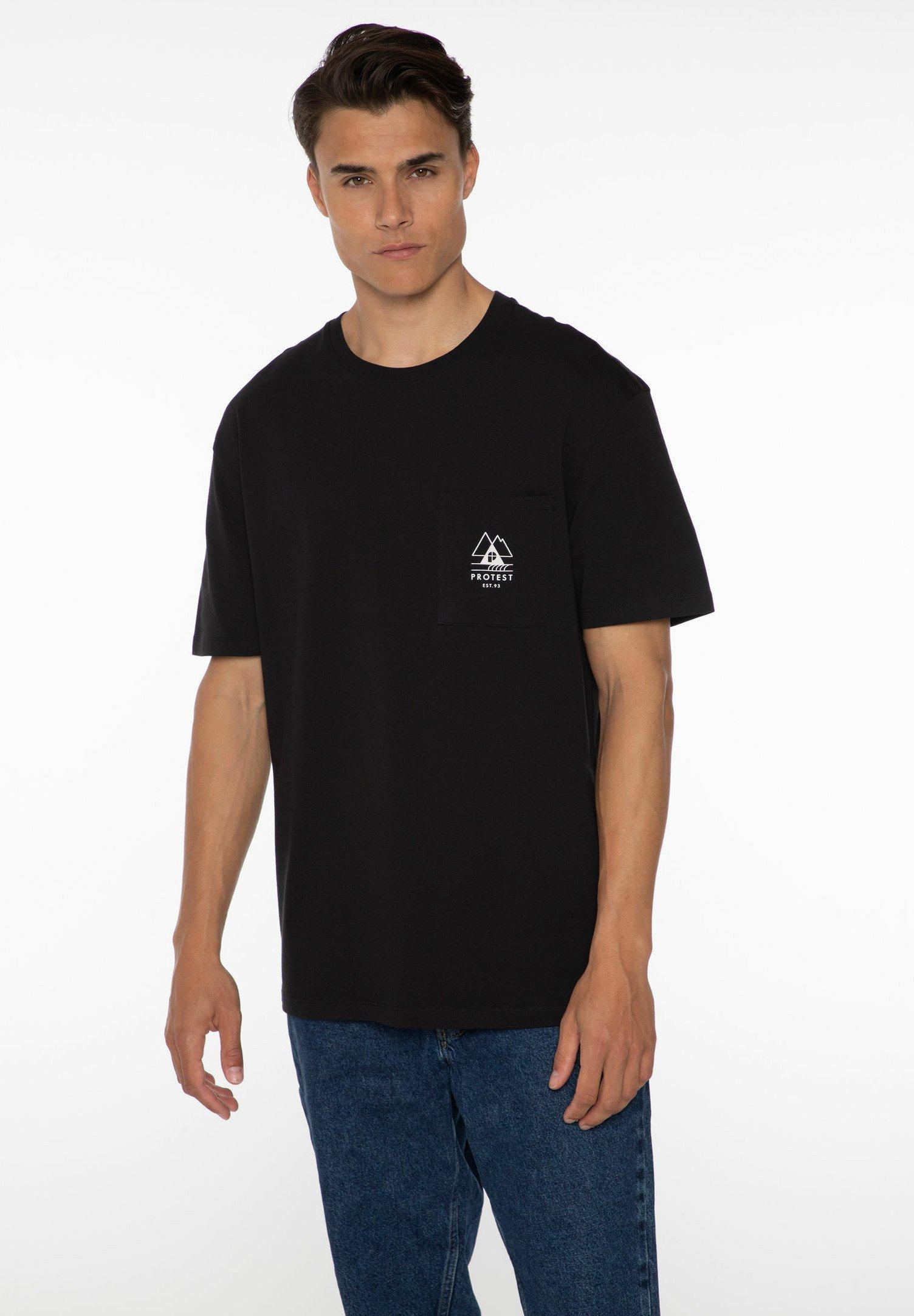 Uomo ISIAH - T-shirt basic