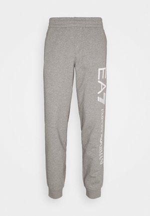 Teplákové kalhoty - grey/white