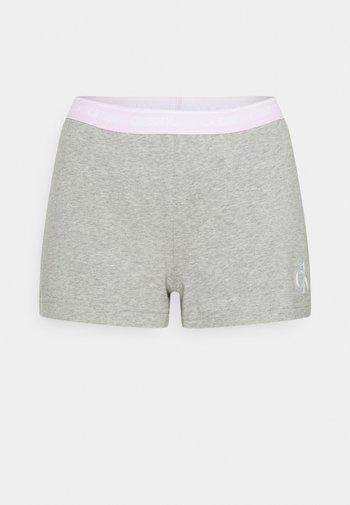 ONE LOUNGE SLEEP - Pantaloni del pigiama - grey heather/pearly pink