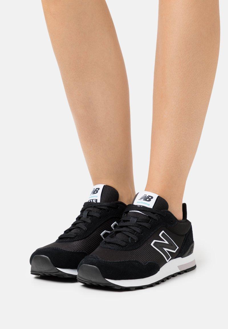 New Balance - WL515 - Sneakers - black/white