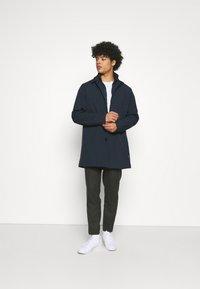 Matinique - PHILMAN  - Classic coat - dark navy - 1