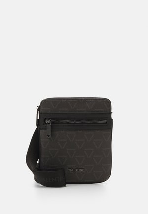 LIUTO MINI CROSSBODY - Skuldertasker - nero