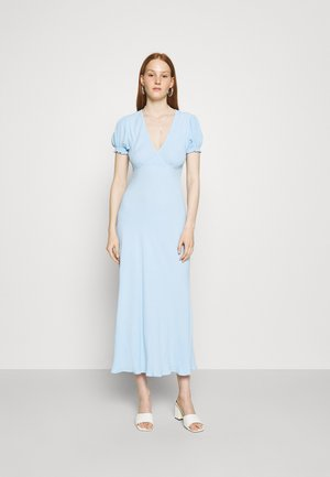 POET DRESS - Korte jurk - blue