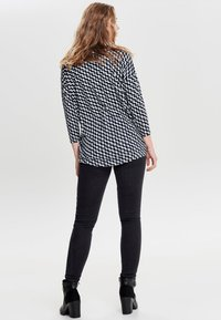 ONLY - ONLELCOS - Long sleeved top - grey - 2
