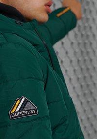 Superdry - Down jacket - pine/black - 3