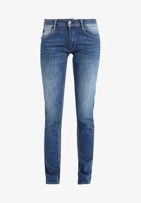 Le Temps Des Cerises - PULP - Slim fit jeans - blue - 4