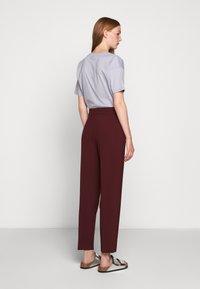 BLANCHE - JELINE PANTS - Pantalon classique - cocoa - 2