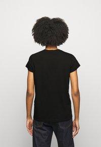 M Missoni - Print T-shirt - black - 2