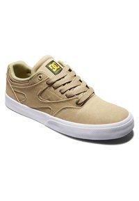 DC Shoes - KALIS VULC UNISEX - Trainers - tan - 1