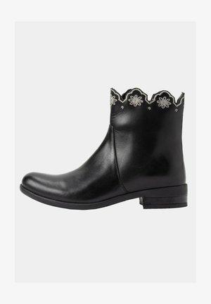 Korte laarzen - scwharz