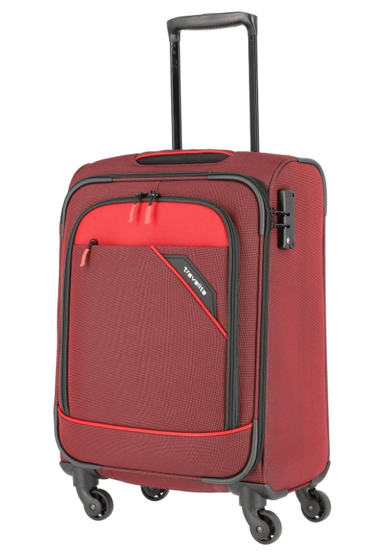 Travelite Boardcase - red/rot - Herrentaschen ljyae