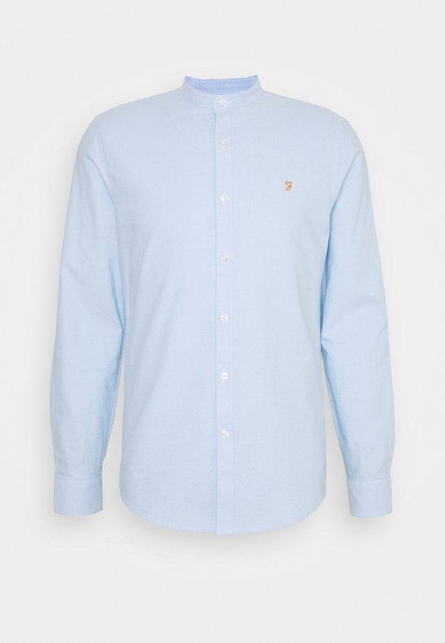 BREWER - Shirt - sky blue