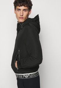 Emporio Armani - Light jacket - black - 4