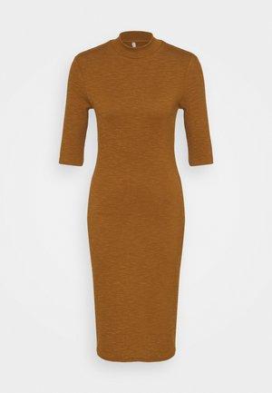 ONLJOANNA DRESS  - Shift dress - rubber