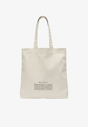Tote bag - chalky sand