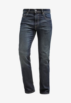 NEVADA - Straight leg jeans - dirty wash