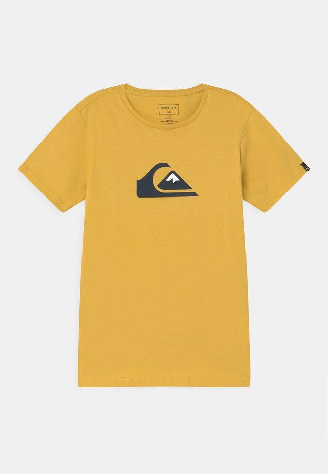 LOGO  - Print T-shirt - rattan