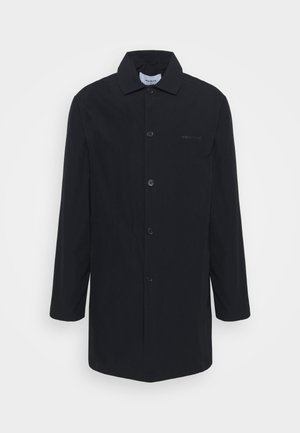 GRAMSI COAT - Cappotto classico - navy
