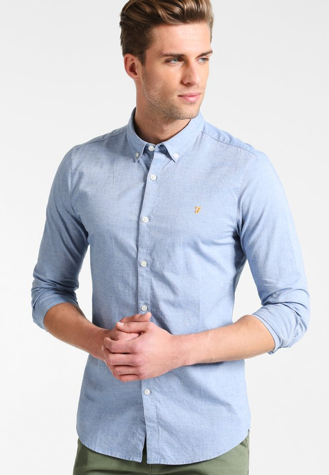 STEEN SLIM FIT - Camisa - seafront