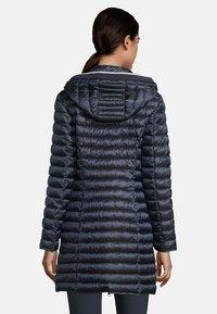 Betty Barclay - MIT STEHKRAGEN - Winter coat - dunkelblau - 2