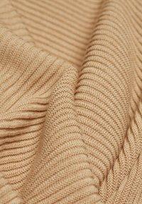 Esprit Collection - OPEN CARDI - Cardigan - sand - 7
