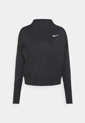 Sweatshirt - black/reflective silver