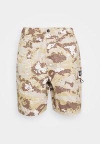 Sixth June - CAMO CARGO - Shorts - beige - 3
