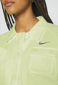 Nike Sportswear - Summer jacket - barely volt - 5