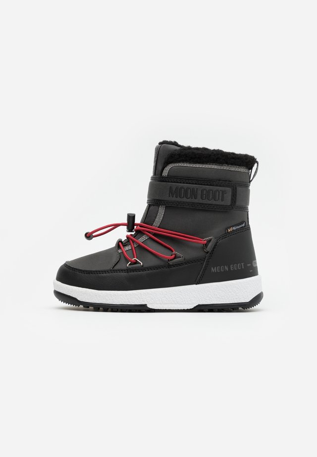 BOY WP - Snowboot/Winterstiefel - black /castlerock