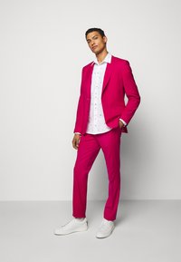 Paul Smith - GENTS TAILORED FIT SUIT SET - Oblek - red - 1