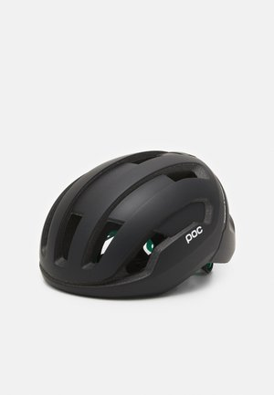 OMNE AIR SPIN UNISEX - Casco - uranium black/fluorite green matt