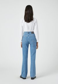 PULL&BEAR - Bootcut jeans - blue - 2