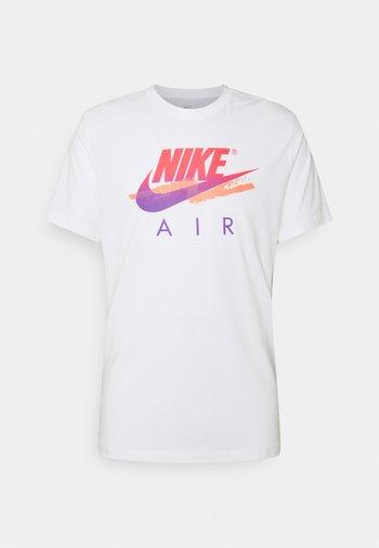 TEE FUTURA - Print T-shirt - white