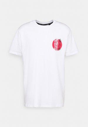 TOKYO - Print T-shirt - white
