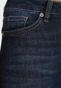 Selected Femme - SLFIDA SKINNY - Jeans Skinny Fit - dark blue denim - 3