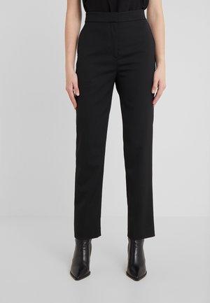 KYLIE GABARDINE - Pantaloni - black