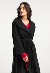 faina - Summer jacket - schwarz - 0