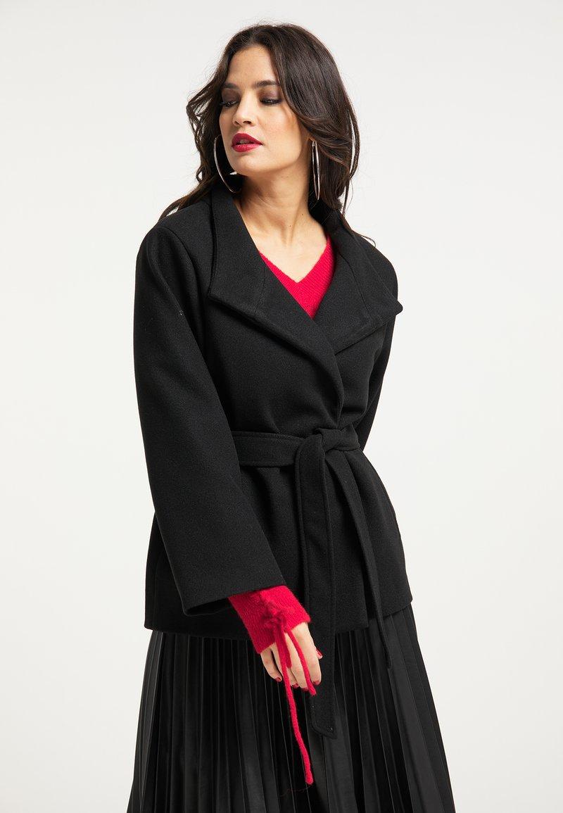 faina - Summer jacket - schwarz
