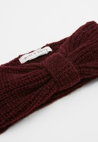 mint&berry - Ear warmers -  bordeaux