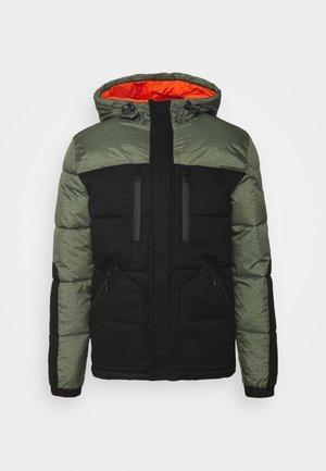 JCOBOLT PUFFER - Winter jacket - forest night