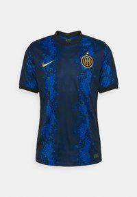 Nike Performance - INTER MAILAND - Club wear - blue spark/truly gold - 0