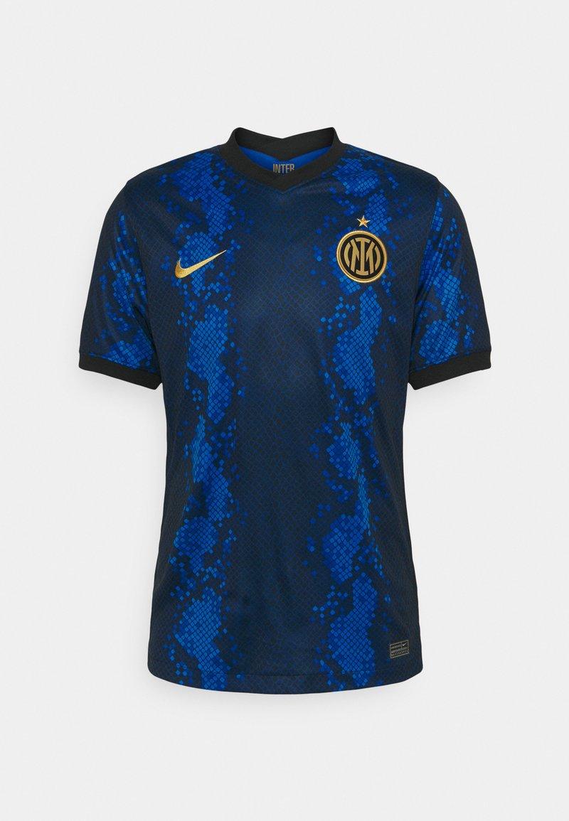 Nike Performance - INTER MAILAND - Club wear - blue spark/truly gold