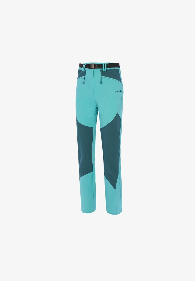 Pantalones deportivos - ceramic/dark aqua