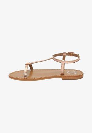 LAGORN TIMELESS - Sandals - rose gold