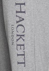 Hackett London - Tracksuit bottoms - light grey marl - 2