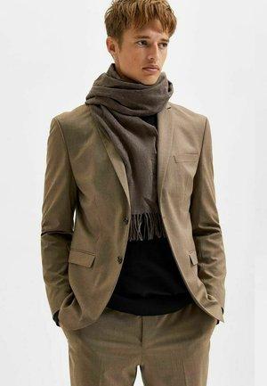 SLIM FIT FALLENDES REVERS - Blazer jacket - camel