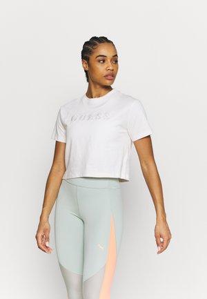 T-shirt basique - white blush