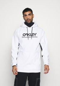 Oakley - HOODY - Hoodie - white - 0