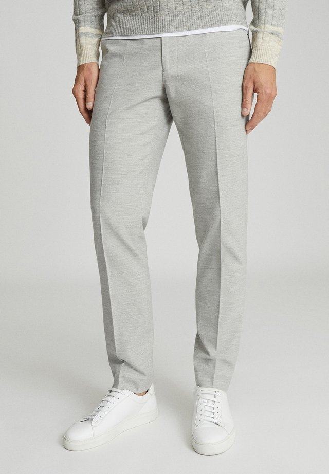 EMERIL - Trousers - grey